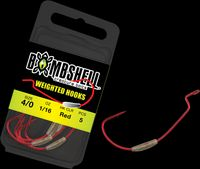 bombshell finesse weighted hook