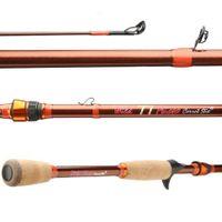 carrot stix pro series tournament rods - casting rods