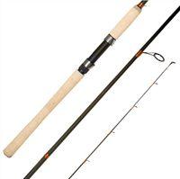 streamside heritage salmon fishing rods