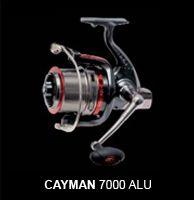 cinnetic cayman 7000 alu