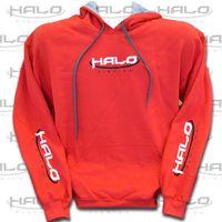 halo fishing hoodie