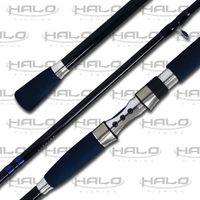 halo fishing inshore series casting rod