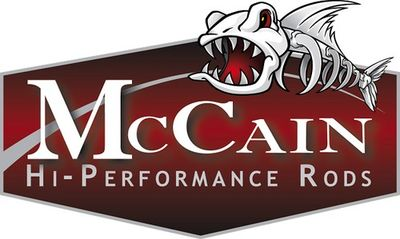 McCain Hi-Performance Rods