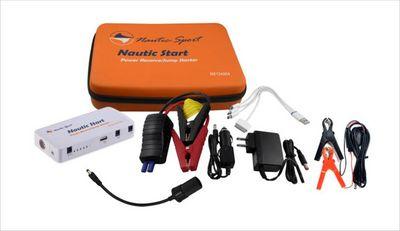 nautic sport original nautic start - 12 000mah reserve power supply and jump starter