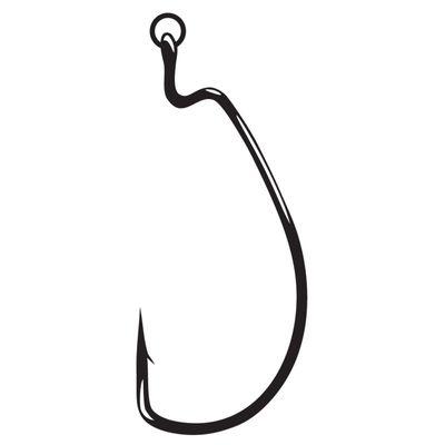 gamakatsu worm hook superline with ring