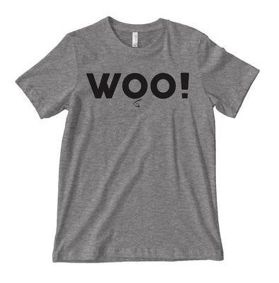 woo tungsten logo tee